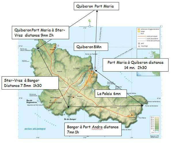 quiberon belle île